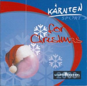 Cover_Kärnten Sport for Christmas